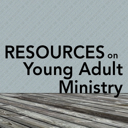 NewYoung-Adult-Resources